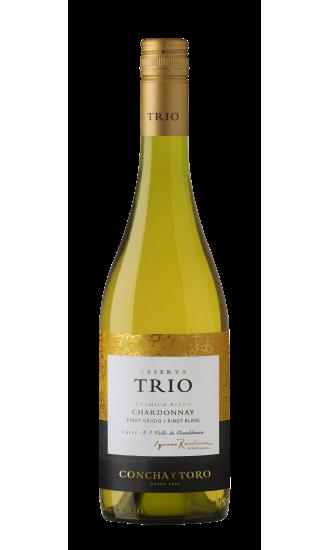 Trio - Reserva, (Premium Blend) Chardonnay / Pinot Grigio / Pinot Blanc, Casablanca Valley